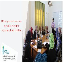 PPTA carry out interactive awareness session on inclusion mechanisms to group of girls with disabilities